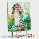 Flower Fairy Angel #2