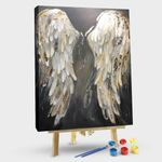 Huge Angel Wings painted just for you
