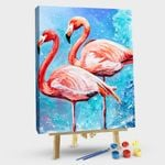 Fun with Flamingos