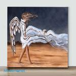 Mini-Keep WalkingThrough The Storm(Already Framed Canvas)