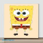 Mini - SpongeBob(Already Framed Canvas)