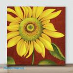 Mini – Sunflower 2(Already Framed Canvas)