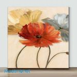 Mini-Poppy Palette(Already Framed Canvas)