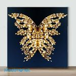 Mini – Mini – Butterfly Wings(Already Framed Canvas)
