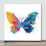 Mini-baby  Butterfly(Already Framed Canvas)