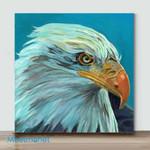 Mini-eagle(AlreadyFramedCanvas)