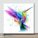 Mini-Hummingbird Elf(Already Framed Canvas)