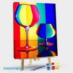 Color and Wine #5