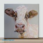 Mini-Cow(Already Framed Canvas)
