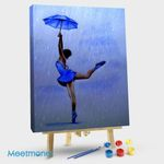Dancing In The Rain Drawing
