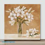 Mini-Daffodil(Already Framed Canvas)