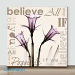Mini -Daffodil Believe(Already Framed Canvas)