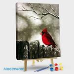 A Winter Cardinal