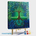 Celtic Trinity Tree
