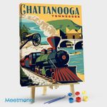 Chattanooga Montage