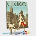 Chicago_Michigan Ave Shopper