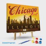 Chicago_Horizontal Skyline