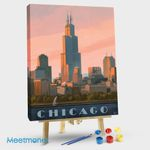 Chicago_Lake Michigan