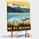 Mount Saint Helens WA