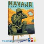 Navajo Code Talkers Veterans Memorial