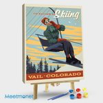 Vail Colorado& Rather Be Skiing