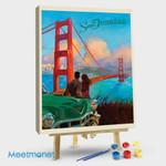 San Francisco Golden View