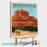 Sedona AZ Bell Rock