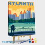 Atlanta GA PiedmontPark