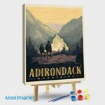 Adirondack Mountains Indian