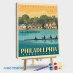 Philadelphia Boathouse Row