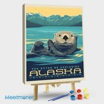 Alaska Otter