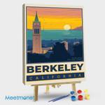 American College Towns Berkeley CA