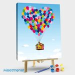 Balloons house I