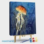 Jellyfish art #2