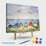 Seaside Beach Hut #13