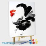 Ink rooster