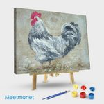 Parisian Postmarked Rooster II