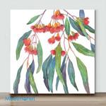 Mini – Blooming eucalyptus(Already Framed Canvas)