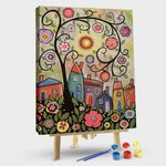 Whimsical Tree Posters