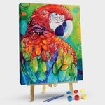 Crimson Macaw