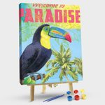Island Time Parrot