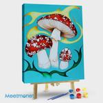 Fly agaric magic mushrooms