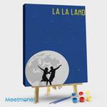 La La Land Minimalist Poster