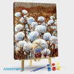 Pixels Cotton Fields
