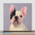 Mini – Frenchie(Already Framed Canvas)