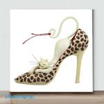 Mini-Cat And High Heels#04