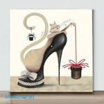 Mini-Cat And High Heels#01