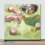 Mini – Encouragemints(Already Framed Canvas)
