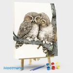 Owl Smooch