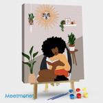 Black Women Read A Book